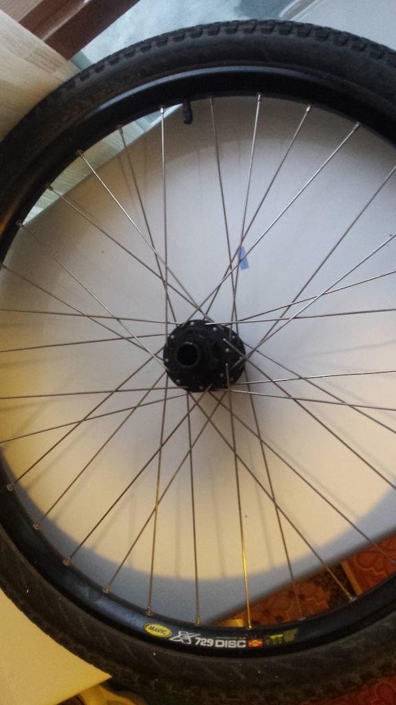 0 Mavic wheelset