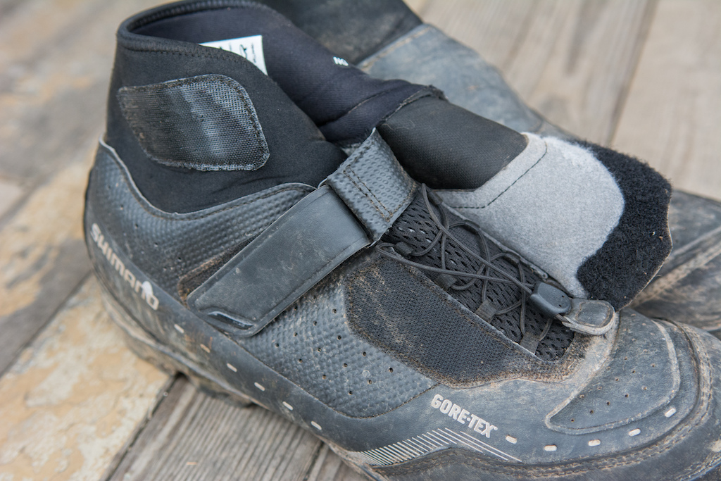 Shimano MW7 shoe review