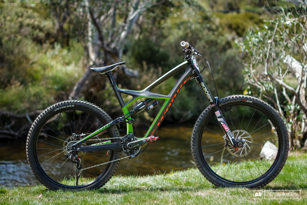 Jared Graves 2016 Specialized Enduro