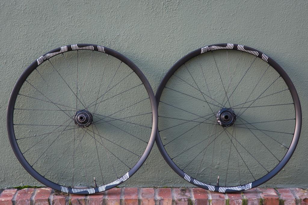E13 TRS carbon race wheels review