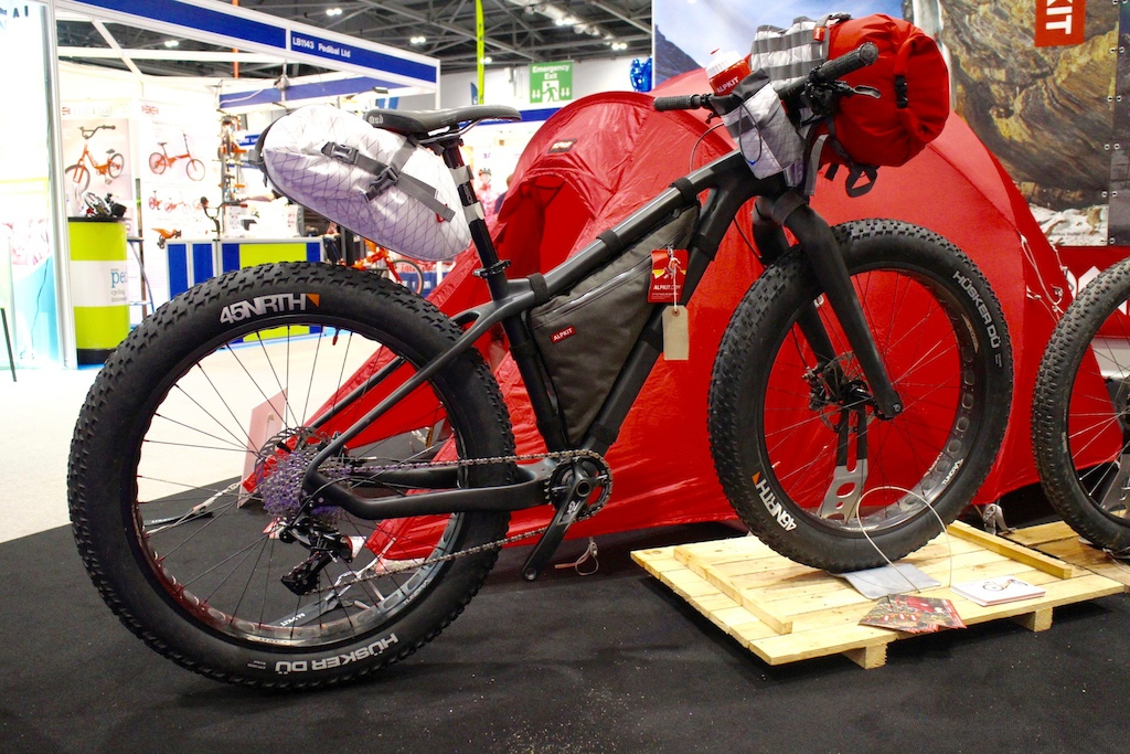 London Bike Show 2016 - Randoms