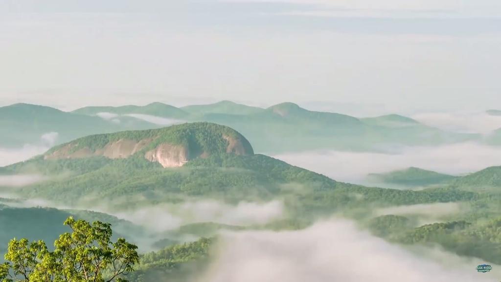 Video still Land of Sky Media courtesy of Blue Ridge Adventures