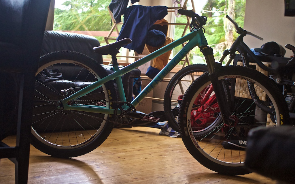 Green Bicycles Scope