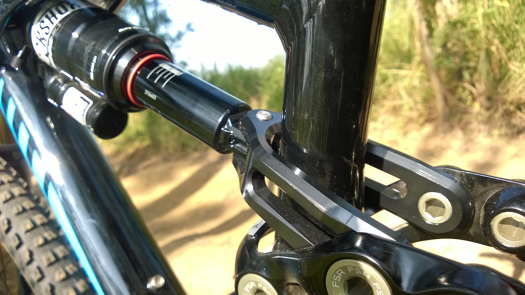 Bike Yoke for Specialized Enduros 2016