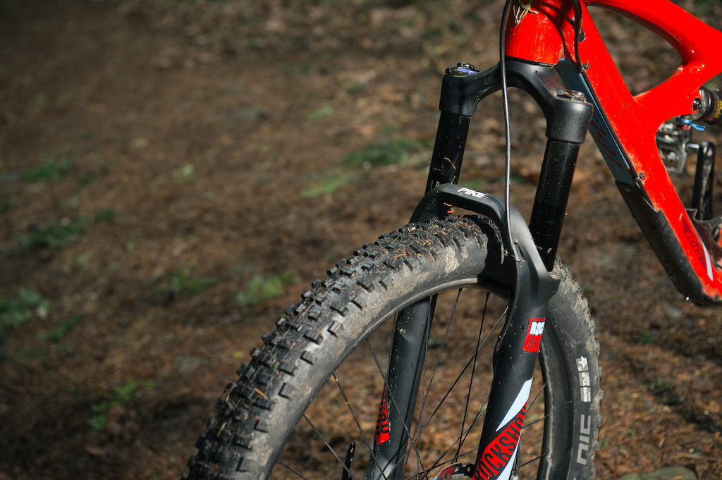 Ibis Mojo 3 review test Photo by Paris Gore