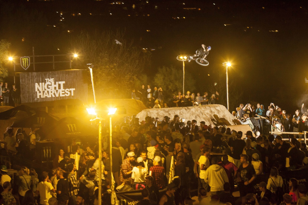 2016 Night Harvest - Photo Sam Clark