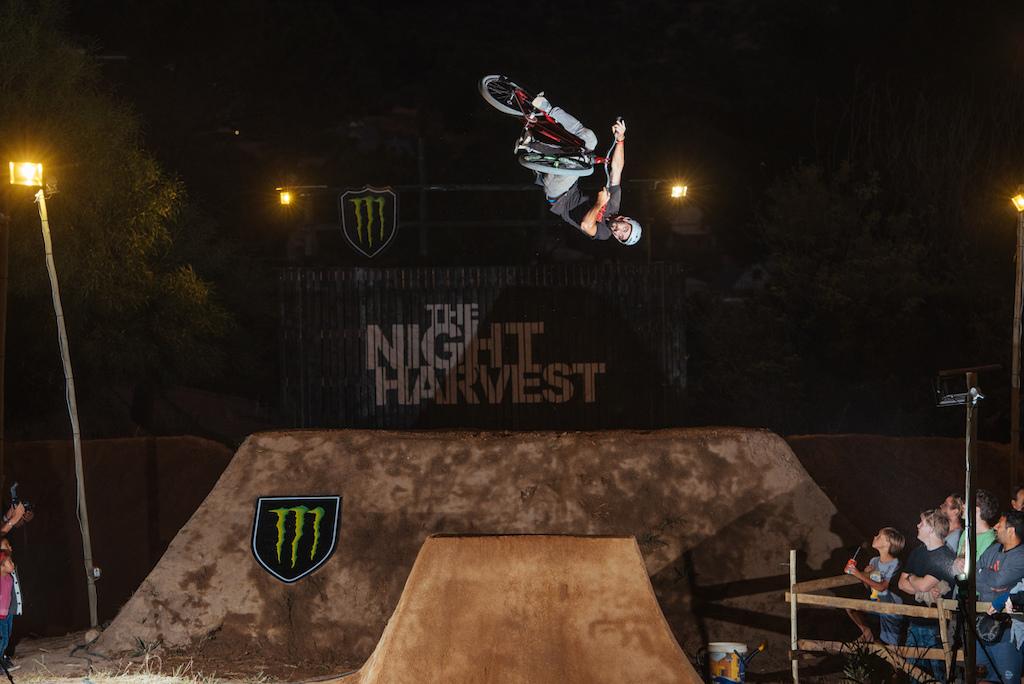The Night Harvest - Photo Wayne Reiche