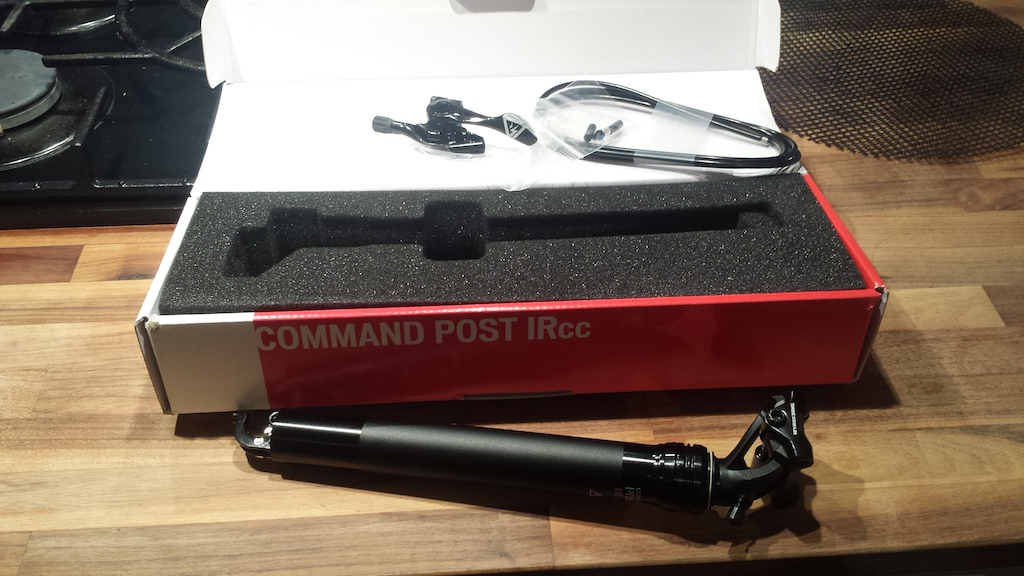 2016 Brand new Specialized command post IRcc