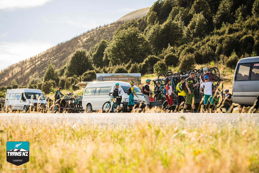 Images for - Welcome to the Yeti Trans NZ Day 1 - Craigieburn a Day of Extremes