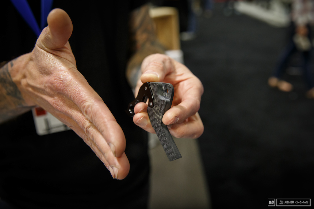 Chris McGovern couldn t find a carbon dropout that he liked so he made one himself.