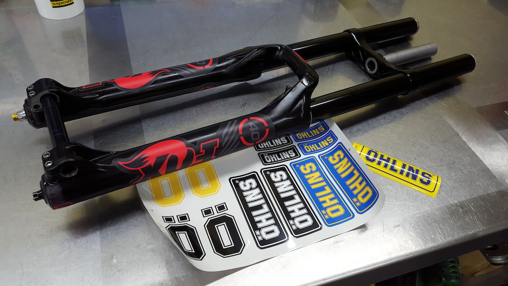 FOX 40 tuned in BFG racing