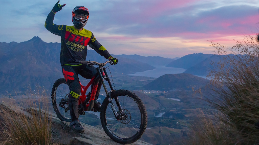 George Brannigan Rips Down Coronet Peak