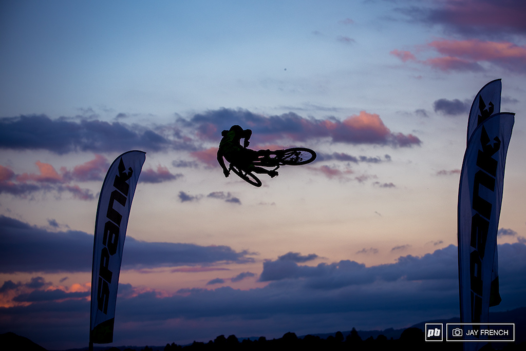 Whip Silhouette.