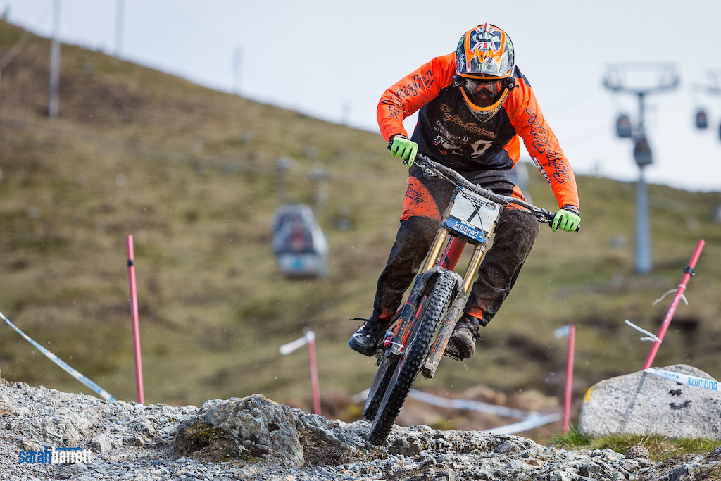 UCI Fort William World Cup DH 2015