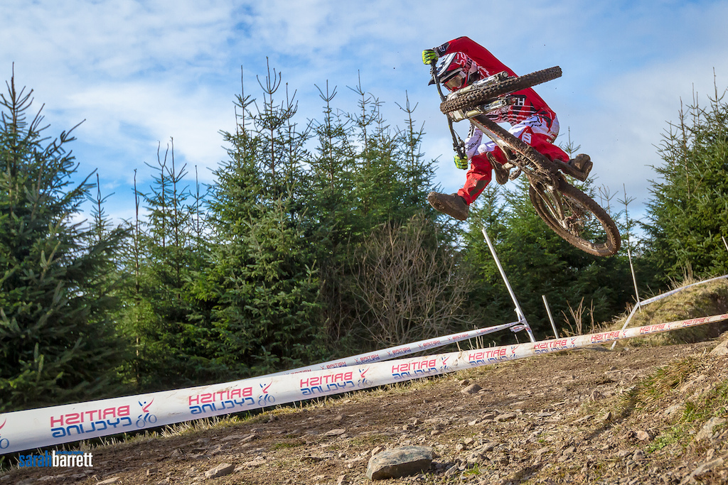 British Downhill Series