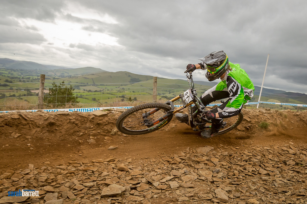 British Downhill series 2015