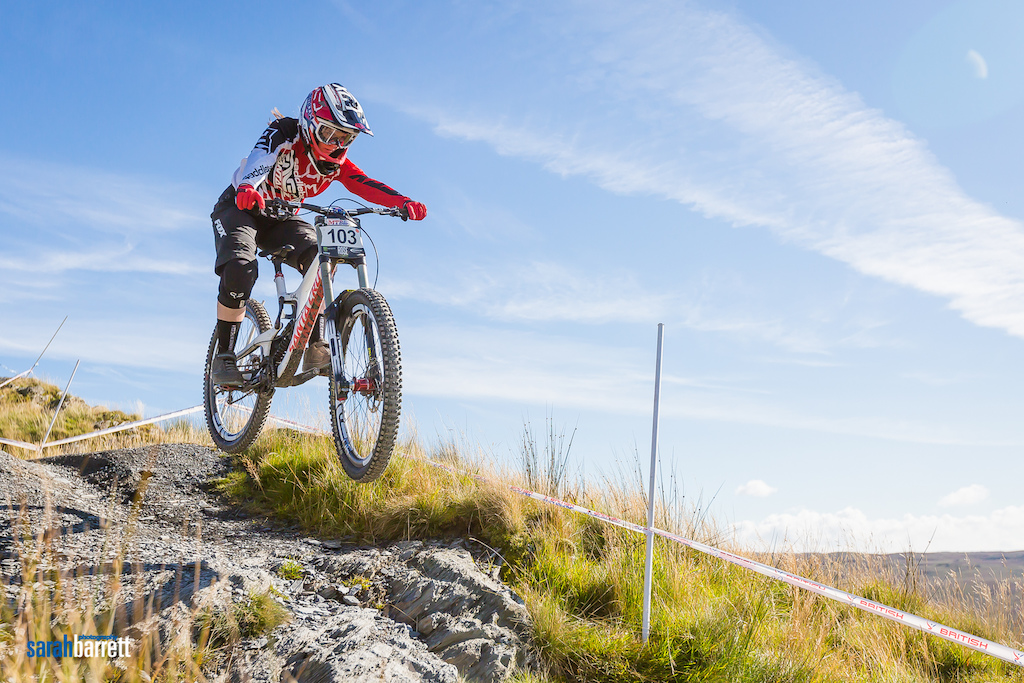 British Downhill Series, Antur Stiniog 2015