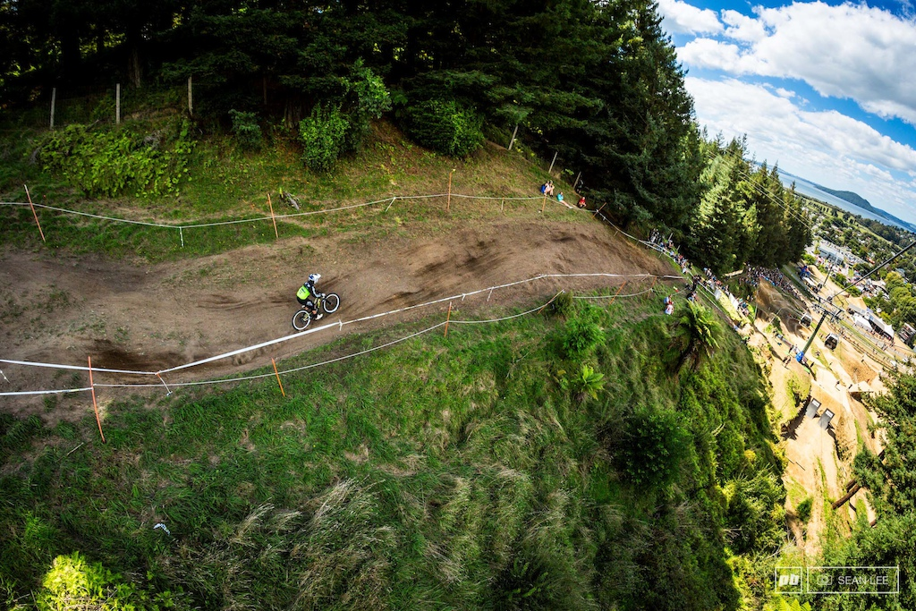 Crankworx Rotorua DH images.