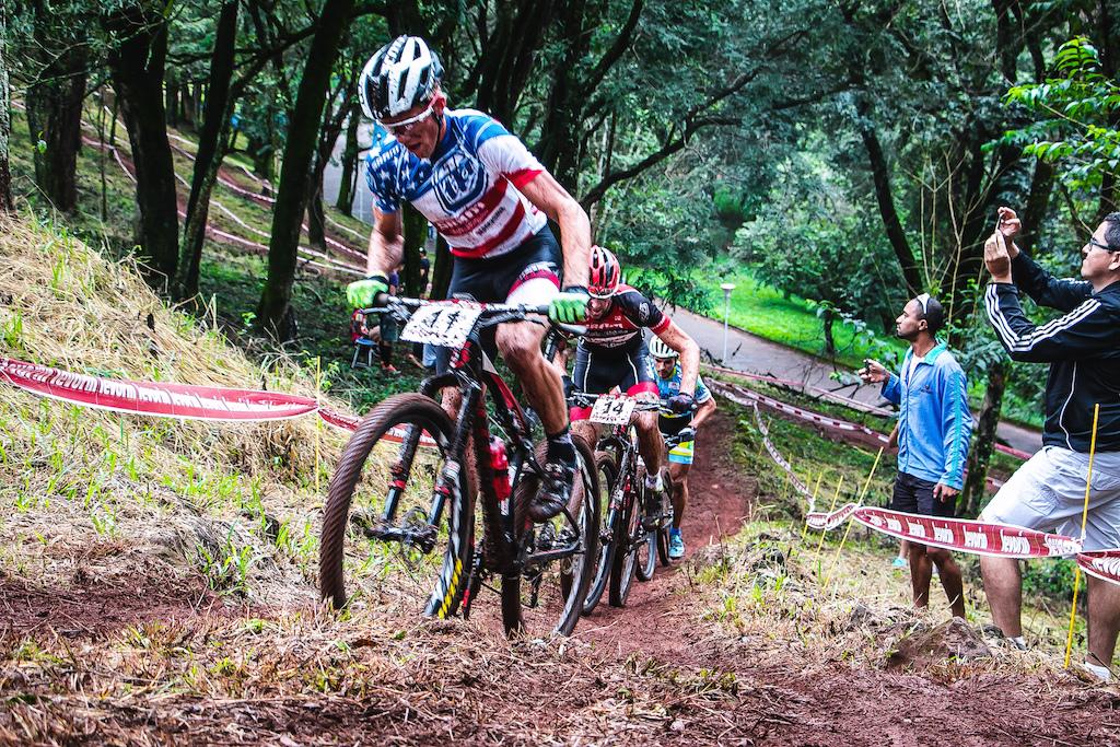 Mud and Crashing at the Copa Internacioal