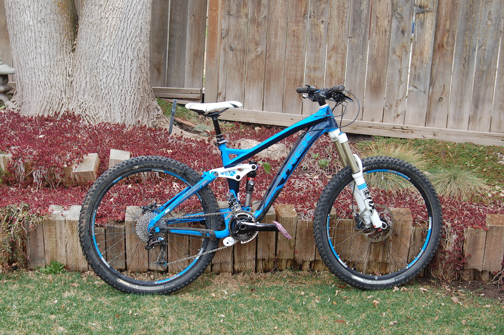 2013 Trek slash 8