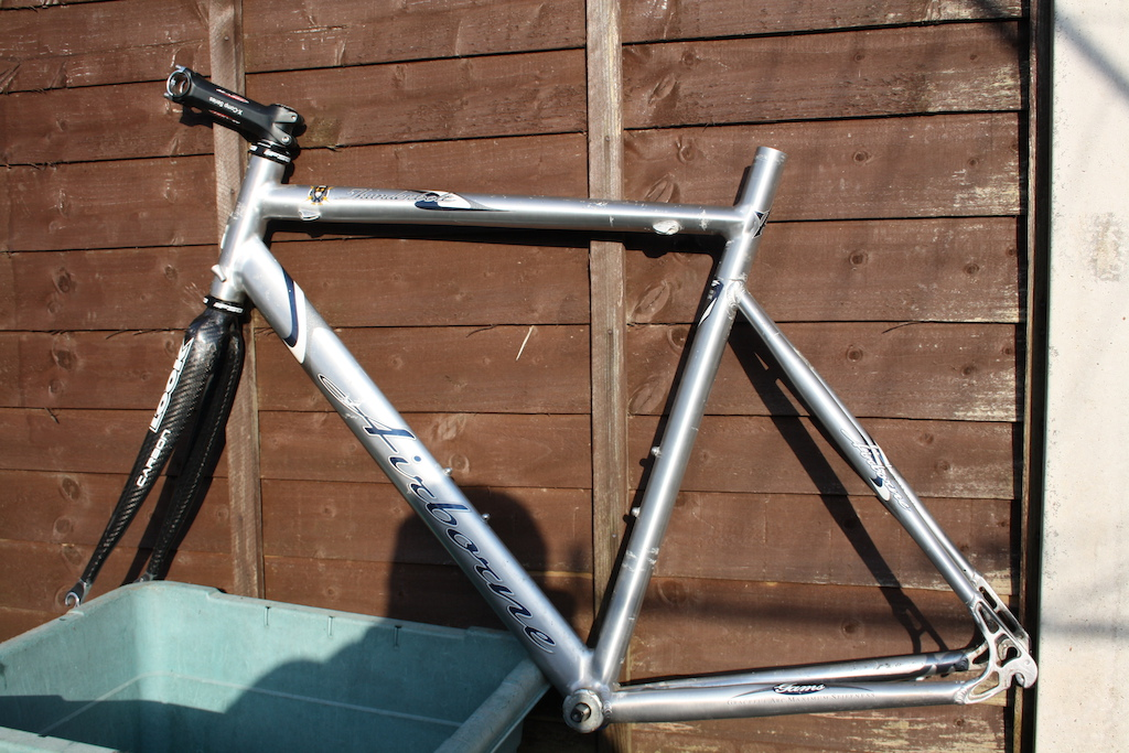 0 Airborne Thunderbolt Frame and Fork