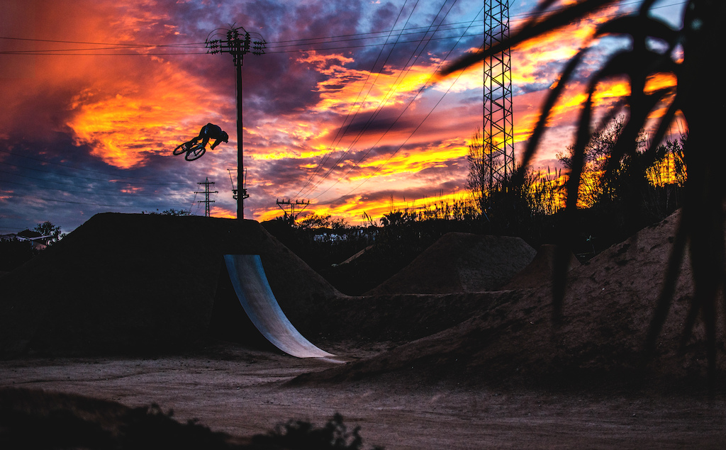 Sick sesh with sick light. Our last day in BCN :(