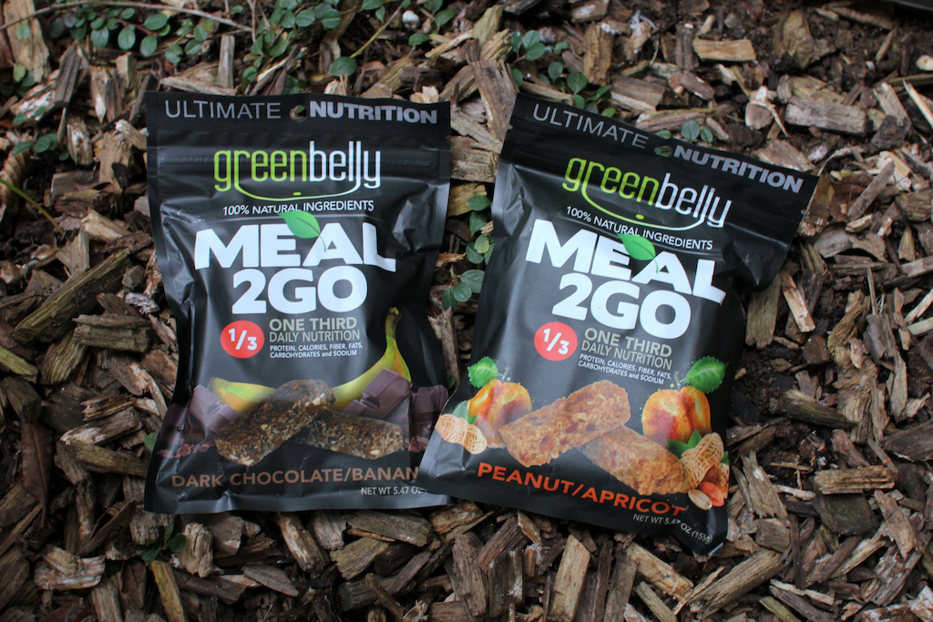 Green Belly Meal2Go - Check Out April