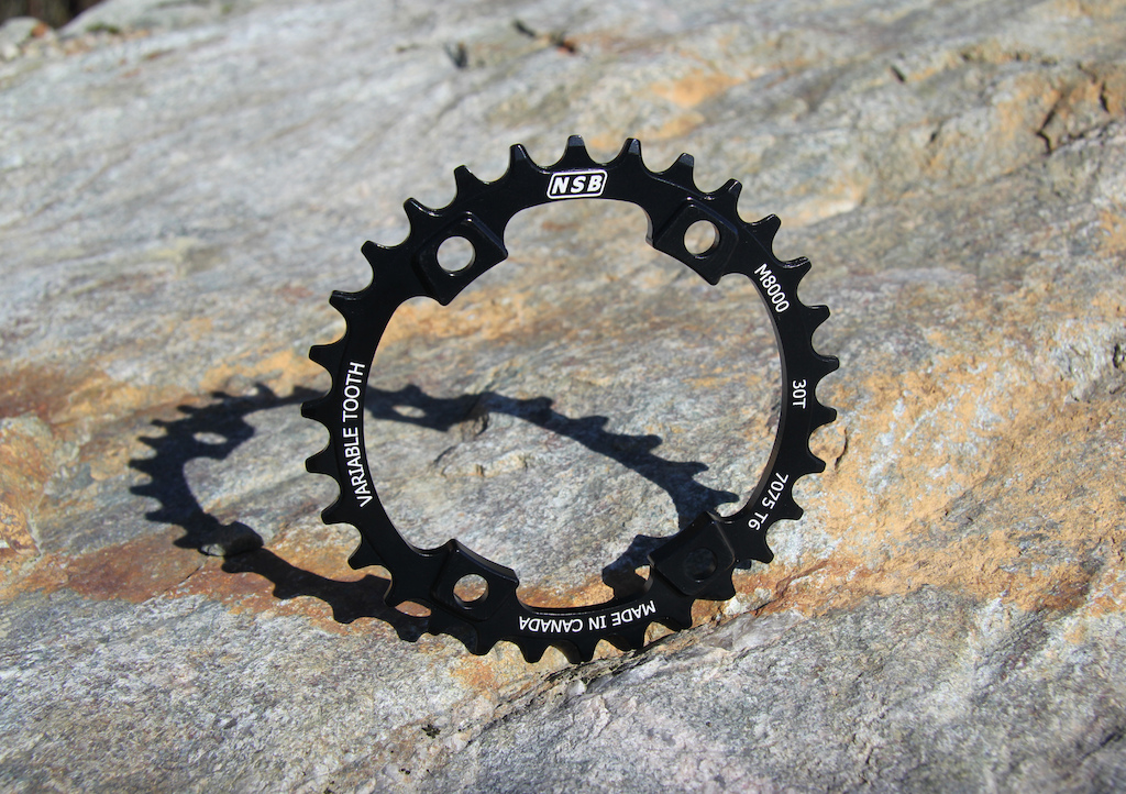 NSB Variable Tooth Chainring