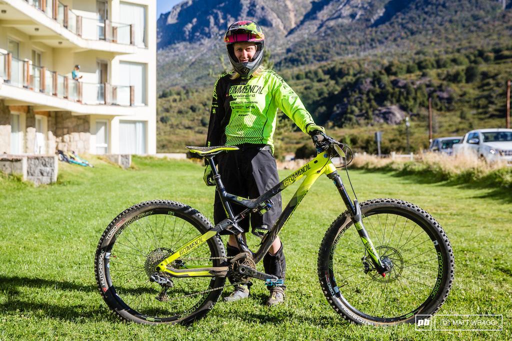 Ceciles Race Bike