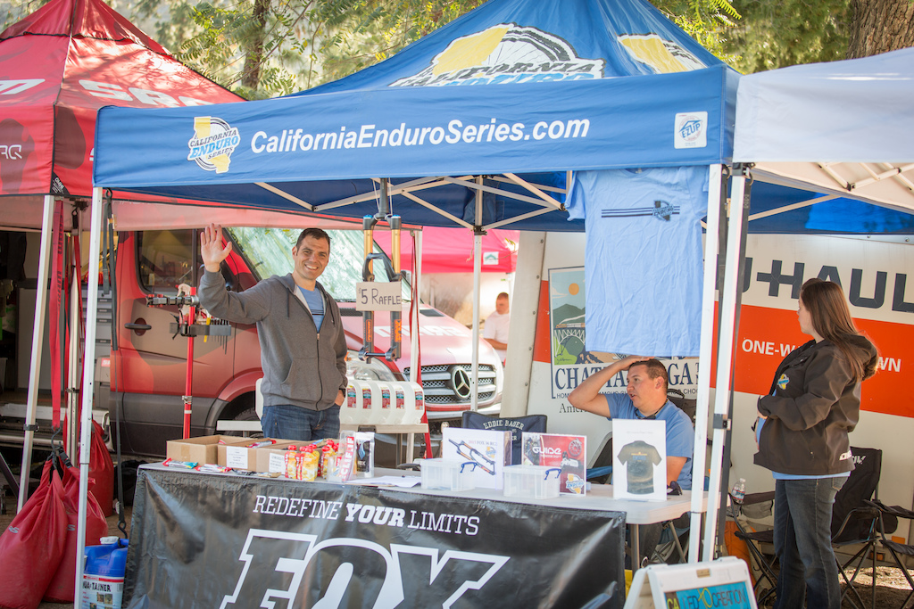 The California Enduro Series held it s first round at the Fontana National event on Friday.