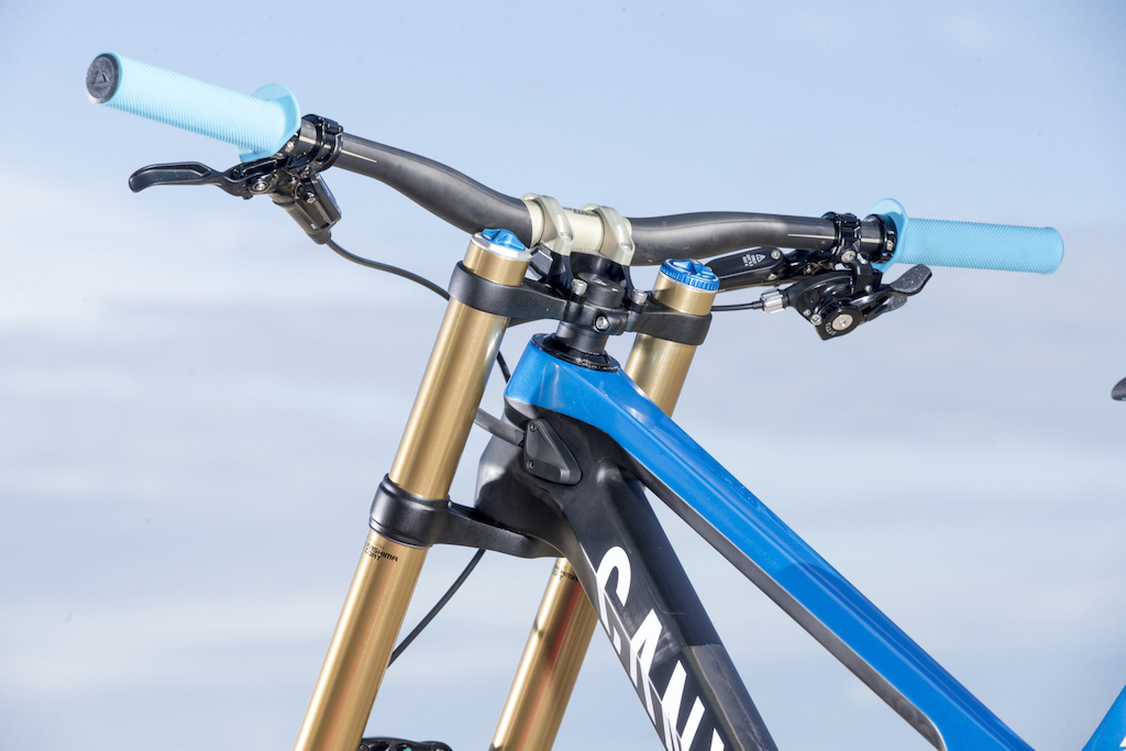 Canyon Sender - Pinkbike First Look. Photo credit Markus Greber