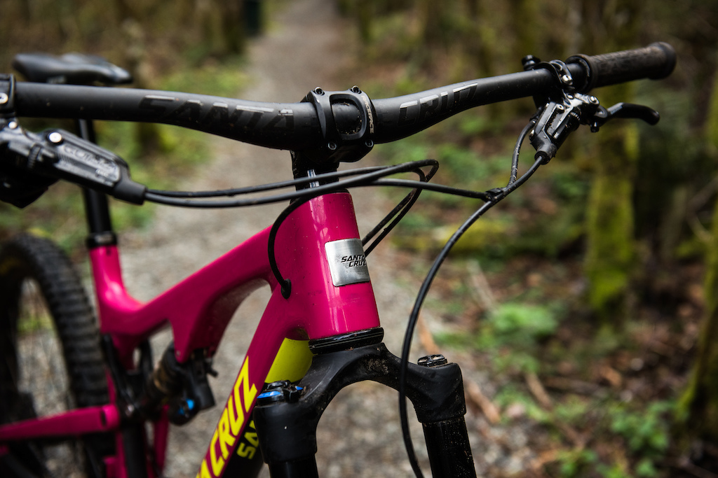 santa cruz bronson review