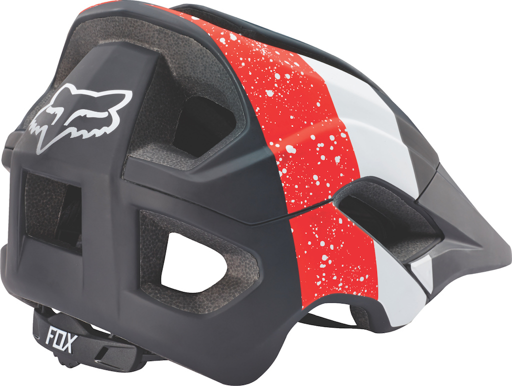 2016 Fox Metah helmet