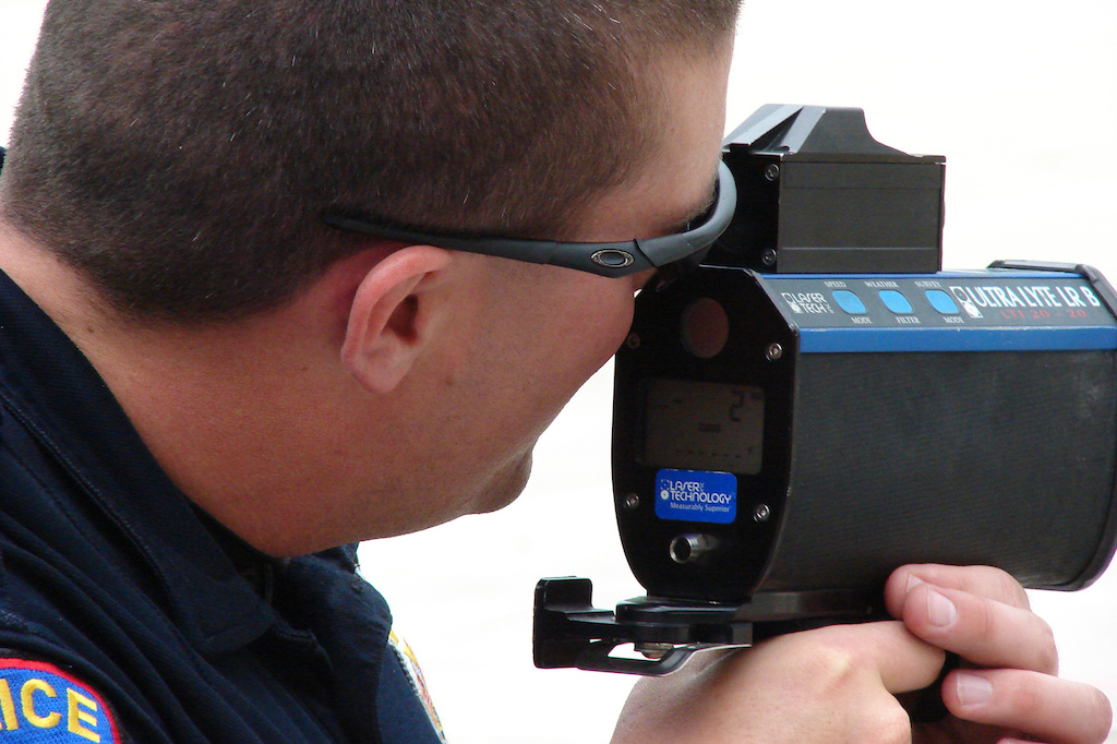 Radar Guns in Marin County