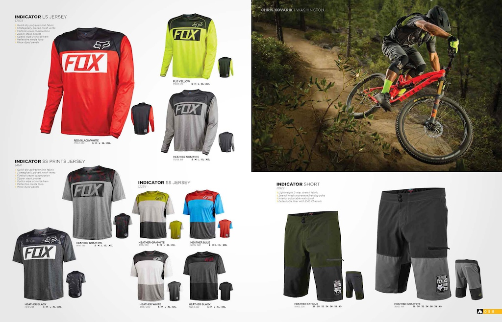 Fox Head Launches 2016 Spring Collection - Pinkbike ba3afbfcd