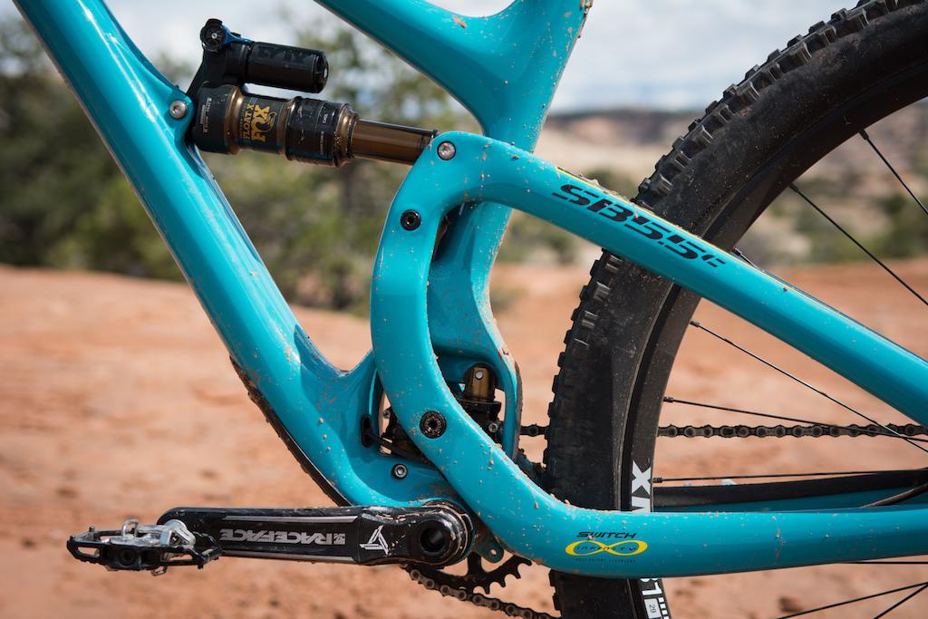 Yeti SB5.5c - First Ride - Pinkbike