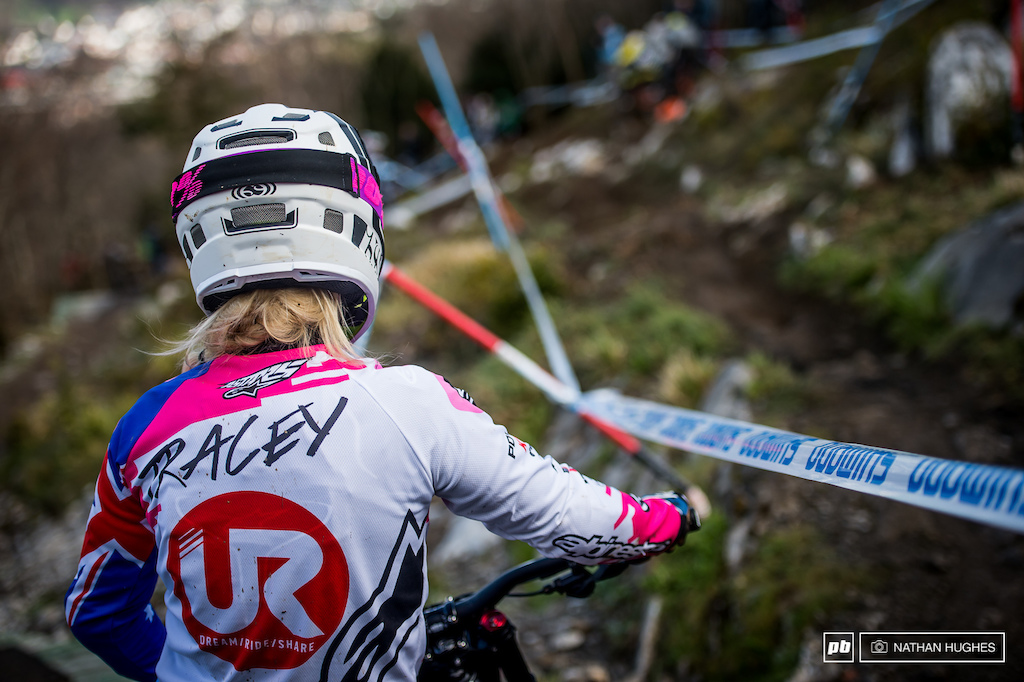 Images for Lourdes Have Mercy - DH WC Round 1 Practice article.