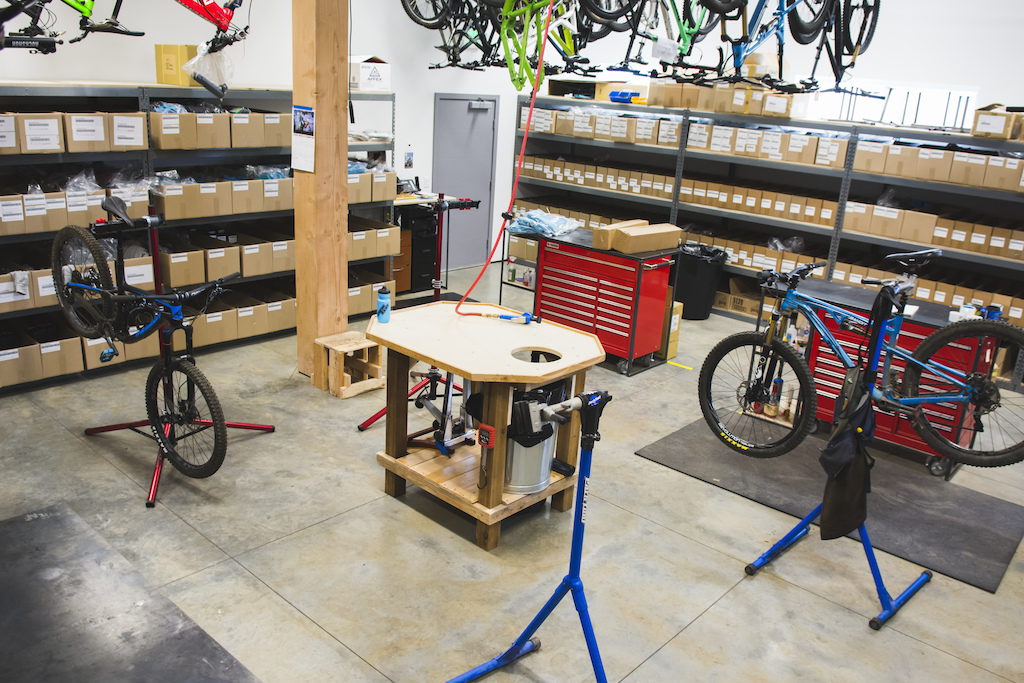 Transition Bikes headquarters