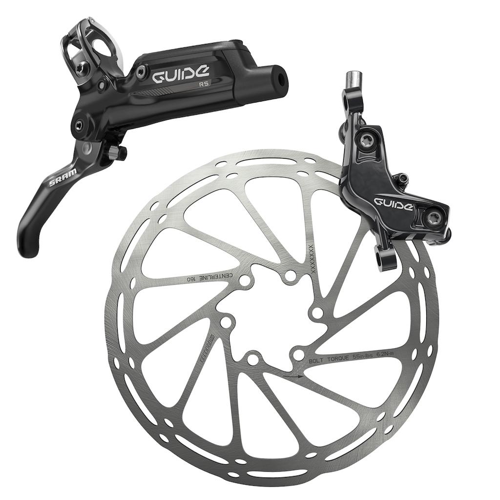 SRAM Guide RS brake system