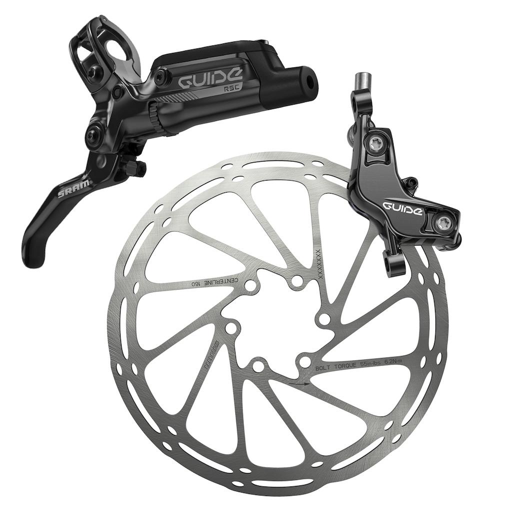 SRAM Guide RSC brake system