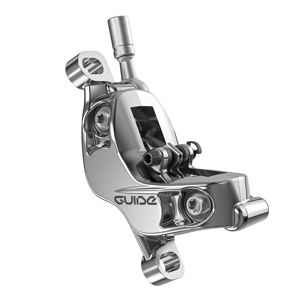 Sram Updates Guide Brake Range With S4 Caliper Pinkbike Disc Pad Avid X0 Trail R Rs Rsc Chrome