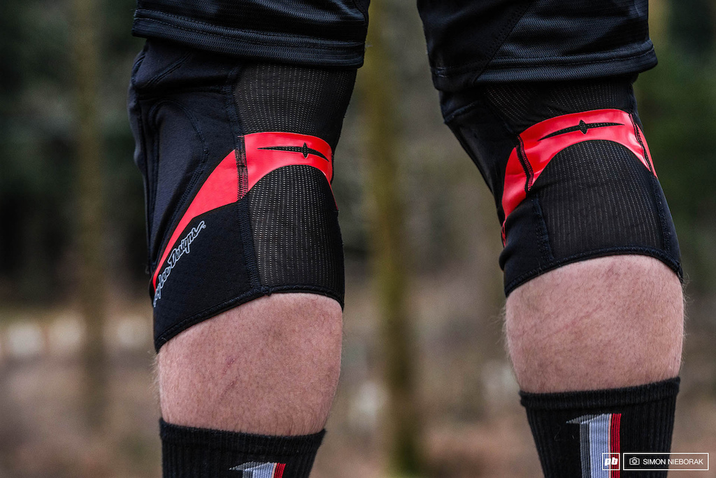 9af9c8703 Troy Lee Designs Raid Knee Guards - Review - Pinkbike