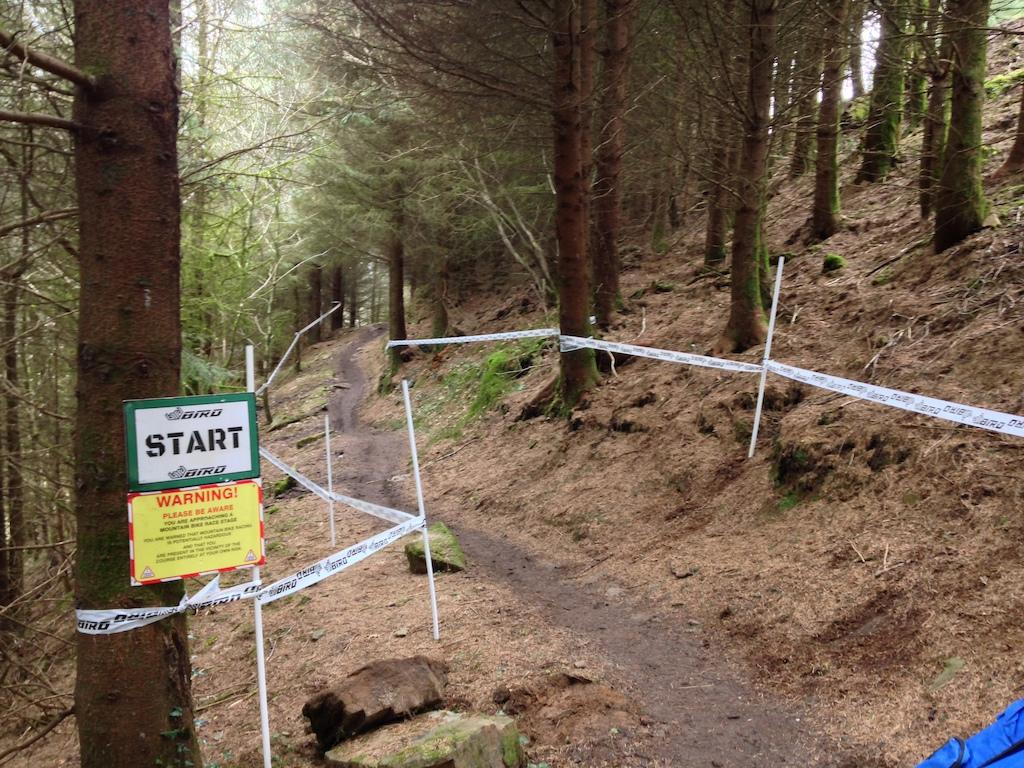 Welsh Gravity Enduro Mash Up Series 2016 Round 4 Afan