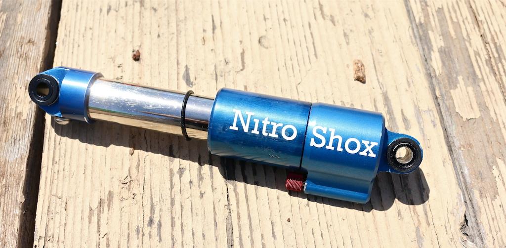 BREW Nitro Shox