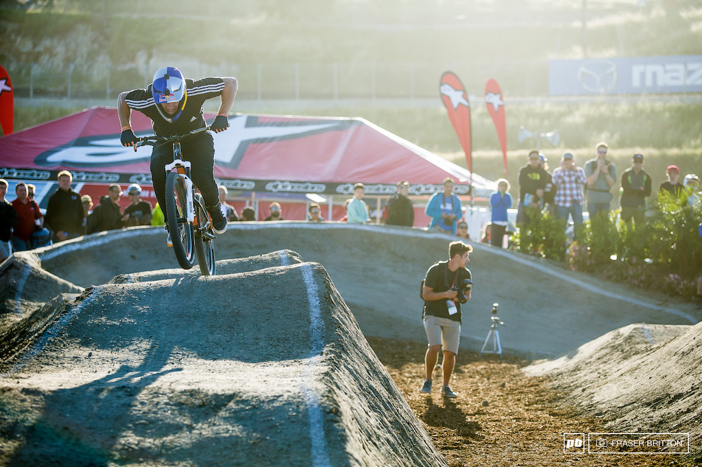 Sea Otter Classic - Pumptrack