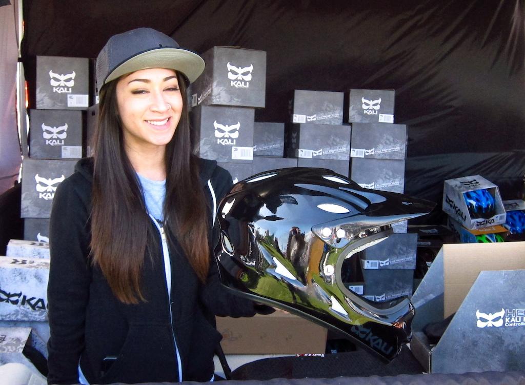 Kali helmet giveaway