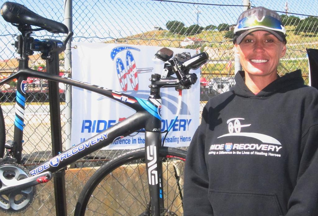 Jamie Kihn Ride 2 Recovery