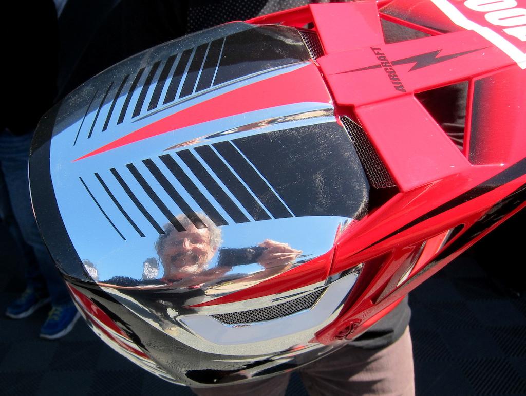 100 Aircraft helmet