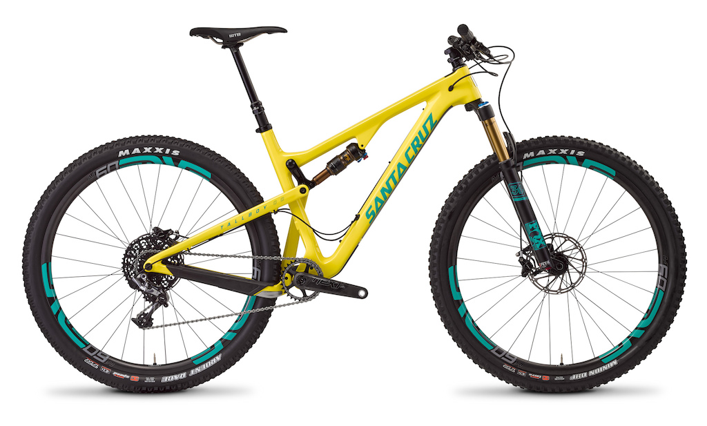 Santa Cruz Tallboy29 and Santa Cruz Tallboy 27.5 and Juliana Joplin