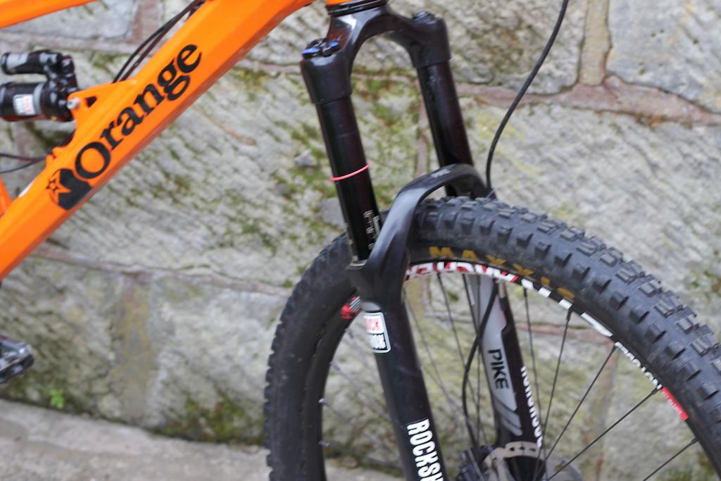 2015 Orange Five Pro 650B Ex Demo